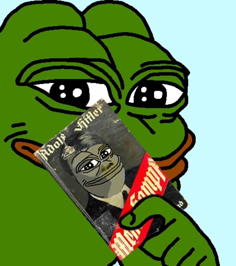 Pepe the frog 2