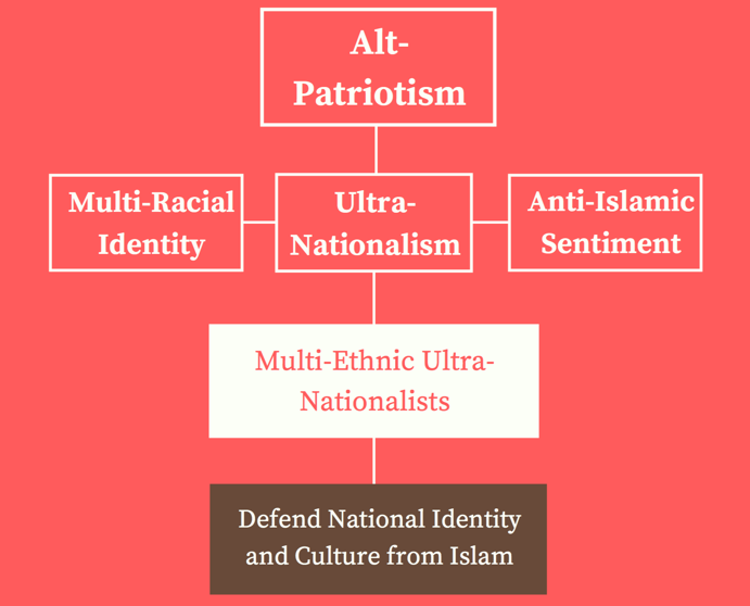 Alt-patriotism, national identity, radical right